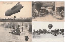 Lot De 100 Cartes Postales Anciennes Diverses Variées - Très Très Bon Pour Un Revendeur Réf, 144 - 100 - 499 Postcards