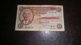 MALAWI 1 KWACHA 1964 - Malawi