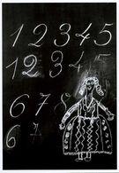 Le Tableau Noir Par Doisneau - Doisneau