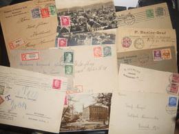 Collection , Allemagne Lot De 50 Lettres,cartes Anciennes - Stamps