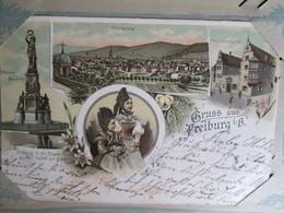 Gruss Aus  Freiburg - Freiburg I. Br.