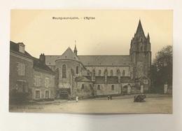 Meung Sur Loire. L'église - Autres Communes