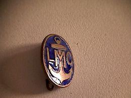 "Epinglette LMC "" Ligue Maritime Et Coloniale "" - Other Collections"