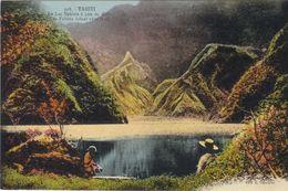 TAHITI LE LAC VAHIRIA - French Polynesia