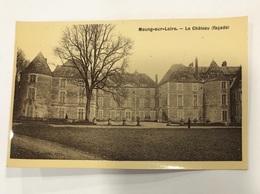 Meung Sur Loire. Le Château. Façade - Autres Communes