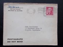 2465 - HOLLYWOOD TO YUGOSLAVIA - United States