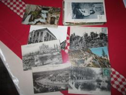 Lot 130  Cpa Petites Et Moyennes - 100 - 499 Postcards