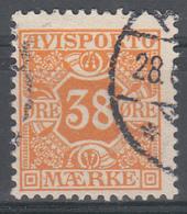 D7683 - Denmark Avis Porto Mi.Nr. 6X O/used - Port Dû (Taxe)