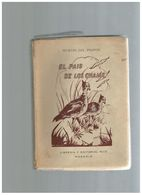 EL PAIS DE LOS CHAJAS MARTIN DEL POSPOS (PADRE GREGORIO SPIAZZI) ROSARIO 1956 REPORT IR3 UFO OVNI  RRR - Books, Magazines, Comics