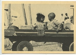 Afrique - Madagascar - Varamba - Pierrot Men Fianarantsoa Photographe (portrait Enfant) Cp Vierge - Madagascar