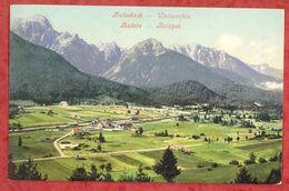 RATECE - BELAPEC - RATSCHACH - WEISSENFELS. Slovenia A143/77 - Slovenia
