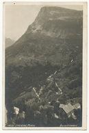 Real Photo 4527 Utsigten Merok  Atelier K.K. Bergen  Used 1930 To Cayeux France - Norvège