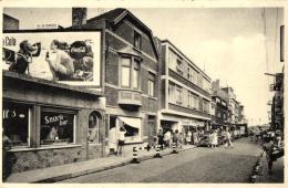 BELGIQUE - FLANDRE OCCIDENTALE - BREDENE-SUR-MER - Rue Des Dunes - Duinenstraat. - Bredene
