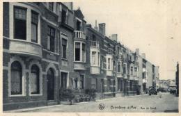 BELGIQUE - FLANDRE OCCIDENTALE - BREDENE-SUR-MER - Rue De Gand. - Bredene