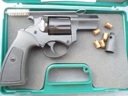 Revolver  Pistolet  D'alarme Kimar 9mm - Decorative Weapons