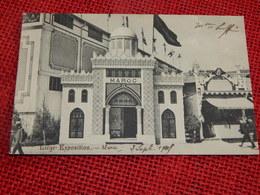 LIEGE 1905 - EXPSITION UNIVERSELLE -  Pavillon Du Maroc - Liege