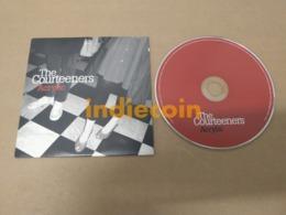 COURTEENERS Acrylic 2007 UK CD Single Cardsleeve - Collector's Editions