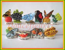 Festival De Papillons... Serie Complète .. Ref AFF : 72-2011 ( Pan 0024) - Animals