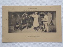 CPA - GUERRE 1914-1916 - La Vie Dans Un Camp De Mulets - La Malléination (Courrier Militaire) - GUERRE - Carte Postale - Guerre 1914-18