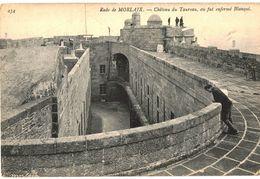 CPA N°19487 - LOT DE 6 CARTES DE LA BAIE DE MORLAIX - ILE LOUET + FORT DU TAUREAU - Morlaix