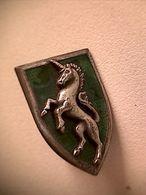 Insigne Militaire Du 5 ème Régiment De Chasseurs Drago - Insignes & Rubans