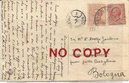 Zanotti Pirro, Medico Studioso Della Fontanella Metopica. Autografo Su Cartolina Ravenna 6.12.1929 Interno S. Apollinare - Autographs