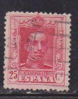 SPAIN Scott # 338 Used - King Alphonse III - 1889-1931 Kingdom: Alphonse XIII