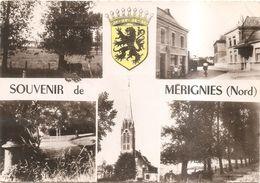 Souvenir De Merignies - France