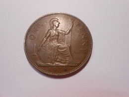 Grossbritannien  One Penny  1938  King Georg Vl - LV Ss - 1902-1971 : Post-Victorian Coins