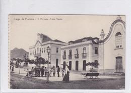 LARGO DA PRAÇINHA. S.VICENTE, CABO VERDE. MINIATI & FRUSONI EDIT. -RARE-TBE-BLEUP - Kaapverdische Eilanden