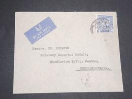IRAQ - Enveloppe Commerciale De Bagdad Pour La Tchécoslovaquie En 1946 - L 13484 - Iraq