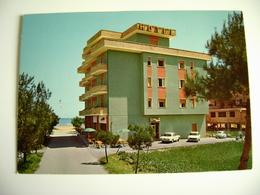 HOTEL FELICIONI PINETO TERAMO NON VIAGGIATA COME DA FOTO     FONDO NEGOZIO VECCHIE CARTOLINE - Teramo