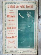 Partition Musicale C'etait Un Petit Trotin Repertoire Mayol - Scores & Partitions
