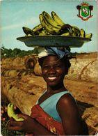 COTE D'IVOIRE - Une Marchande De Bananes - Ivory Coast