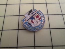 PIN410b Pin's Pins / De Belle Qualité Et Rare / MILITARIA : CIGOGNE ET CHIFFRE 42 AMICALE DES SOUS-OFFICIERS - Militaria