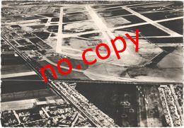 AEROPORT DE PARIS ORLY - Vue Générale - Très Très Rare - Aérodromes