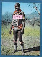 KENYA NAIROBI AFRICAN WOMAN 1970 - Kenya