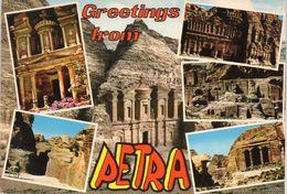 GIORDANIA  ,  Petra - Giordania