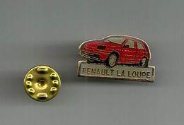 LA LOUPE PINS GARAGE RENAULT LA LOUPE - Badges