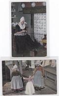 Volendam 2 Briefkaart - Volendam