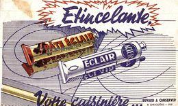 BUVARD    ETINCELANTE  PATE ECLAIR - Wash & Clean