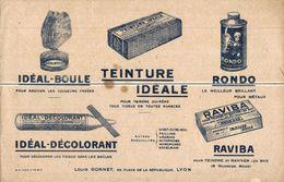 BUVARD  IDEAL BOULE TEINTURE IDEALE RODO - Textile & Clothing