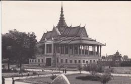CAMBODGE---RARE---PHNOM-PENH--salle De Danse Royale--( Souvenir D'indochine )-voir 2 Scans - Cambodge