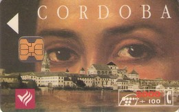 TARJETA TELEFONICA DE ESPAÑA USADA. 02.94 (302). CORDOBA 2000 - Spanien