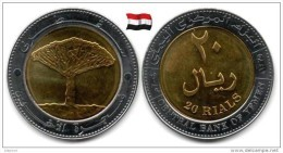Yemen - 20 Rials 2004 (UNC) - Yemen