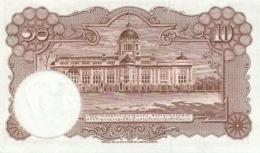 THAILAND  P. 76d 10 B 1955 UNC (s. 44) - Thailand
