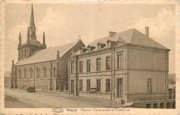 Vresse-sur-Semois - Sugny - Grand'Rue Et Maison Communale - Vresse-sur-Semois