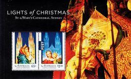Australia - 2017 - Lights Of Christmas - Mint Souvenir Sheet - 2010-... Elizabeth II