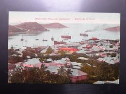 C.P.A. Colorée Nouvelle Calédonie NOUMEA Entrée De La Passe - New Caledonia