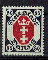 Danzig 1921 // Michel 82 * (17.372*) - Danzig
